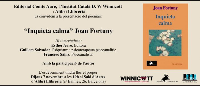 Inquieta Calma Joan Fortuny